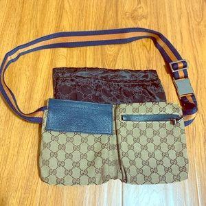 Vintage Gucci Waist Belt
